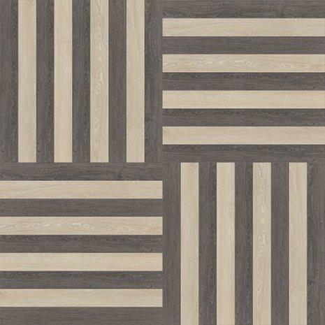 wineo Designboden Verlegekombinationen Muster Streifen